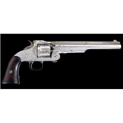 Smith & Wesson Model 3 2nd Model .44 American