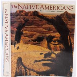 The Native Americans 1993 First Edition