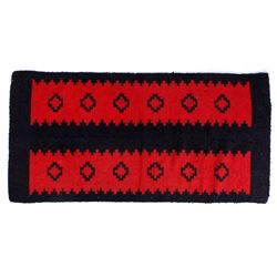 Zapotec Wool Chiefs Pattern Rug