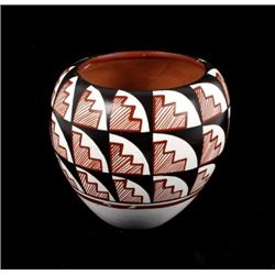 Jemez Pueblo Native American New Mexico Pottery