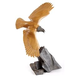 Big Sky Carvers Ken White Masters Edition Eagle