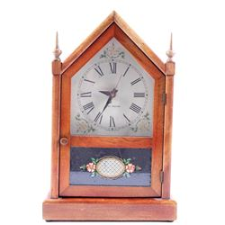 Seth Thomas Electric Steeple Clock, Circa 1947