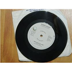 VINYL RECORD - 45 - SAMMY HAGAR - 2 SIDES OF LOVE - PROMO ONLY NOT FOR SALE - 92 92467 - condition f