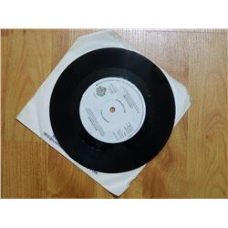 VINYL RECORD - 45 - ROD STEWART - ALL RIGHT NOW - PROMO ONLY - NOT FOR SALE - 92 91227 - condition f