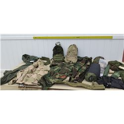 Military Gear & Clothing - Camo/Military Outdoor Wear, 2 CamelPaks