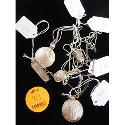 Sterling Silver Asst. with Chains