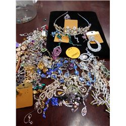 Huge Asstd. Jewelry Lot