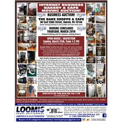 Attention Bidders / SHARON PA AUCTION