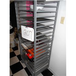 Portable Bakers Rack