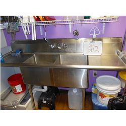 STAINLESS SINK