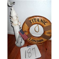 Nautical Themed Decor