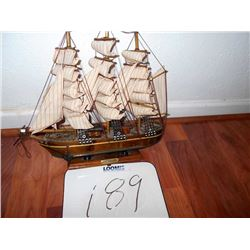 Cutty Shark  Ship Wooden Model