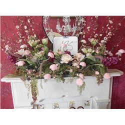 Mantel Floral Arrangement