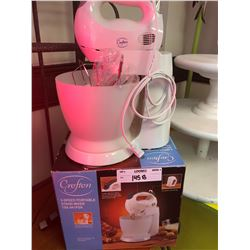 Crofton 5spd Portable Stand Mixer