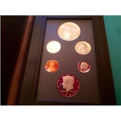 1983 USA Proof Set Los Angeles XXIII Olympiad