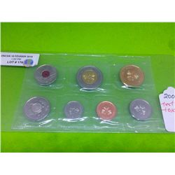 2004 test Token Prooflike Set -