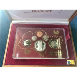1982 Republic of Singapore Proof Set