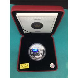 2005 Canada Proof 20$ 99,99% Silver-Diamonds 31,39 gr