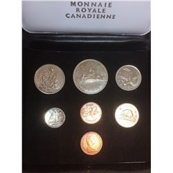 1975 Canada Unc Year coin set