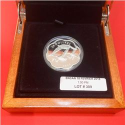 2015 Fine Silver Coin-Exclusive Master club series-Master of the Sky:Canada Goose. Minted 6000 Only