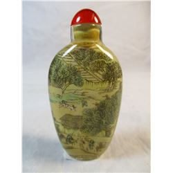 Japanese Snuff Bottle