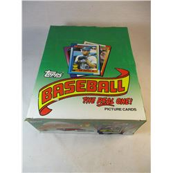 New in Box Topps Baseball Cards 1990 1080 Unopened Cards