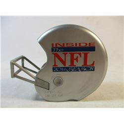 Rare Hard to Find Vintage 1996 Inside the NFL 20th Season HBO Football Helmet Tape Dispenser