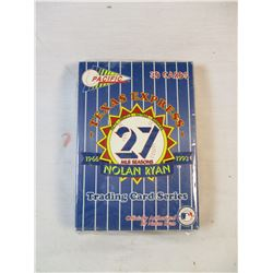 Nolan Ryan Series Pacific Texas Express 1993 Sealed Pack 30 Cards