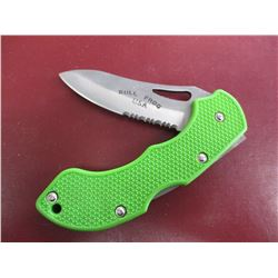 Frost Cutlery Bullfrog Tactical Pocket Knife