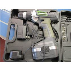 Genesis 18V Corless Drill/Driver in Case