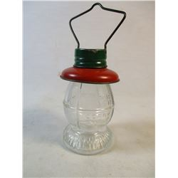Vintage Stough Co Sugar Starch Corn Syrup Lantern Bottle