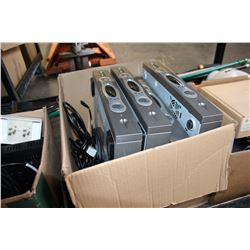 BOX OF MOTOROLA CABLE BOXES
