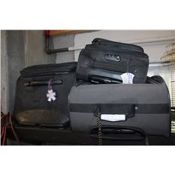 LOT OF VARIOUS LUGGAGE