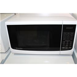 WHITE DANBY MICROWAVE