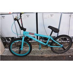 BLUE STRANGER BMX BIKE
