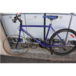PURPLE RALEIGH BIKE