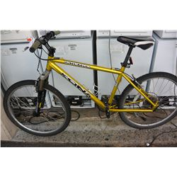 YELLOW KONA BIKE