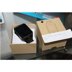 NEW PREMIUM SMART WATCH IN BLACK