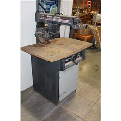 CRAFTSMAN RADIAL ARM SAW WITH TABLE