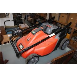 BLACK AND DECKER 36V CORDLESS MOWER