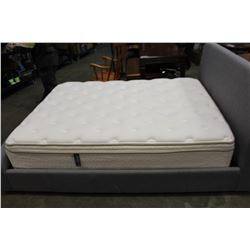 QUEENSIZE BEAUTY REST RECHARGE PILLOWTOP MATTRESS