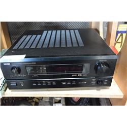 DENON AV SURROUND RECEIVER AUR3300