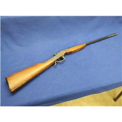 Savage 72 Rifle- Lever Action- Falling Block- 22 S-L-LR- Marked 44- Single Shot- #B258430