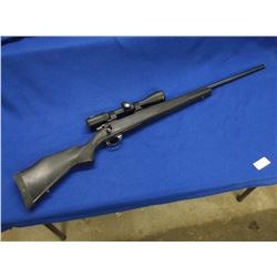 Weatherby Vanguard Rifle- .308 Win- Synthetic Stock- Bolt Action- Nikon Buckmasters 3X9 Scope