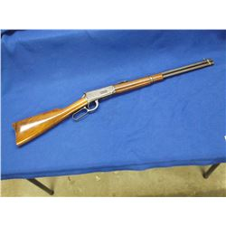 Winchester Saddle Ring Carbine- 94- 30WCF- Lever Action- Carbine Sight- Saddle Ring Has Been Replace