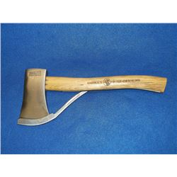 Marked Marbles Pocket Axe No. 6 Hatchet- Handle Marked Marbles for Every Hour in the Open Safety