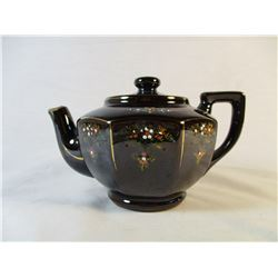 Vintage Handpainted Teapot Occupied Japan