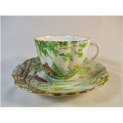 Lorna Doone Hammersley Cup and Saucer