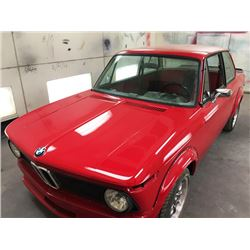 NO RESERVE 1976 BMW 2002 CUSTOM 2-DOOR SEDAN