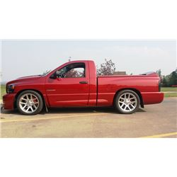 2006 DODGE RAM SRT-10 VIPER TRUCK REGULAR CAB